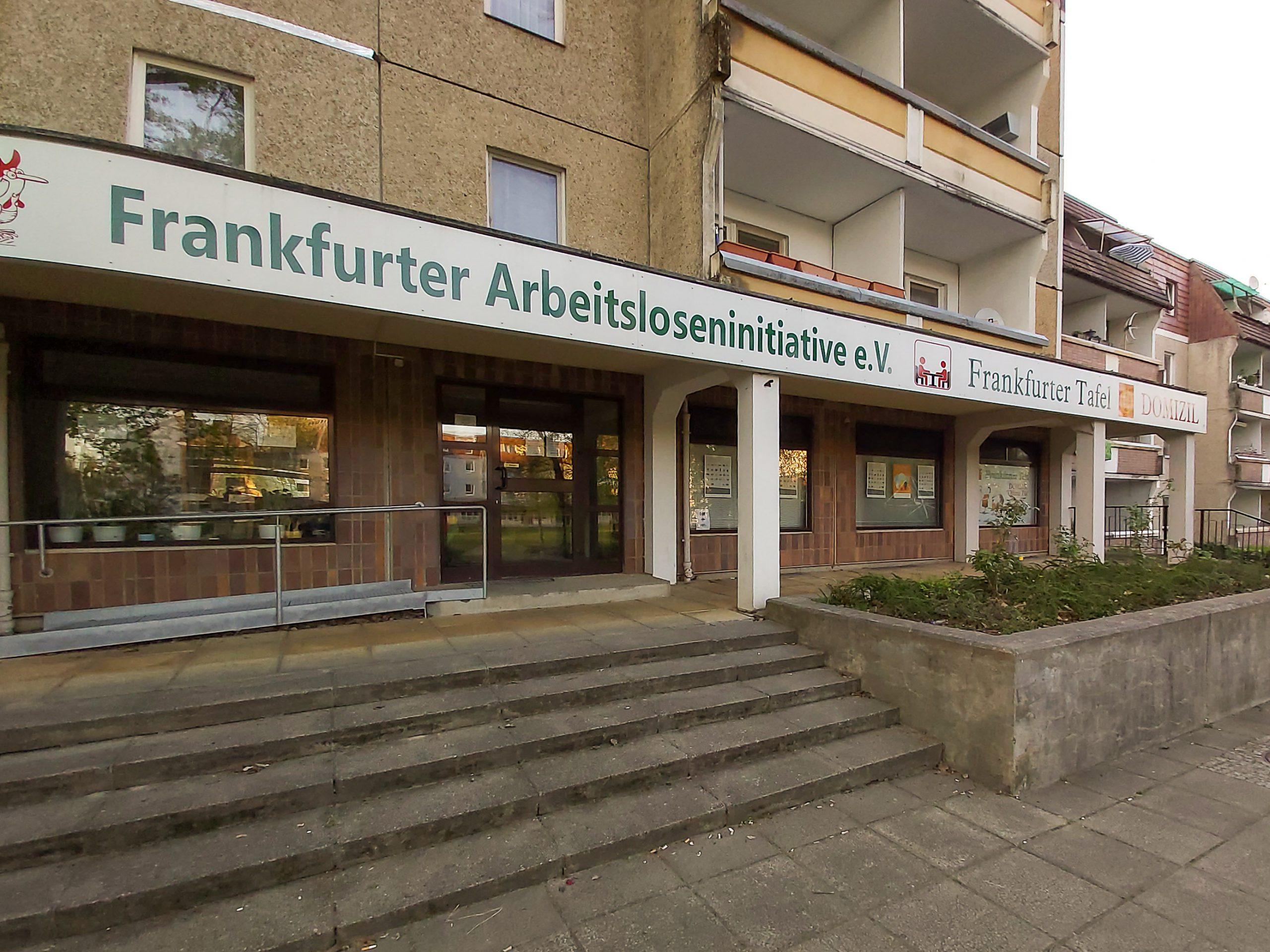 Die Tafel Frankfurt